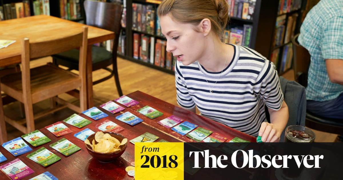 After books and vinyl, board games make a comeback | Life