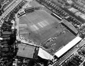 The County Ground, 1965.