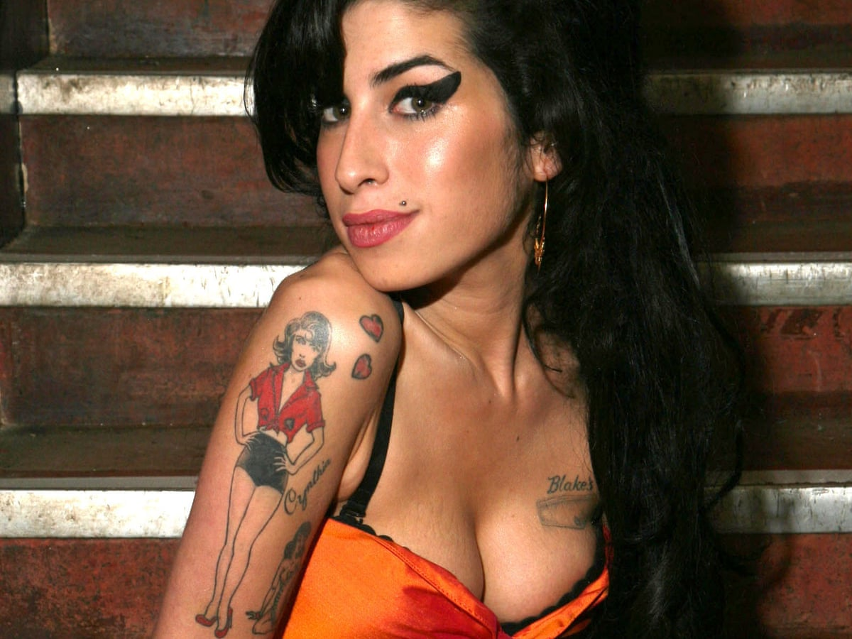 Amy Winehouse, me and those tattoos: 'I'll never do that pin-up image on  anyone else'   Music   The Guardian