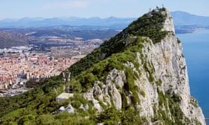 gibraltar spain warns uk over cliff edge brexit world news