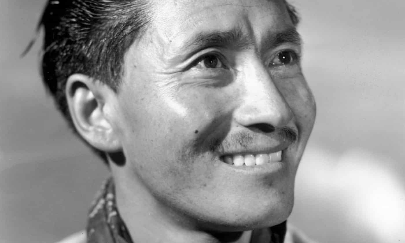 Tenzing Norgay, the Sherpa who climbed to the top of the world - archive, 1986
