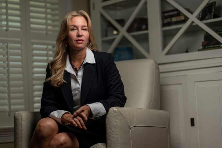 US lawyer Michelle Estlund