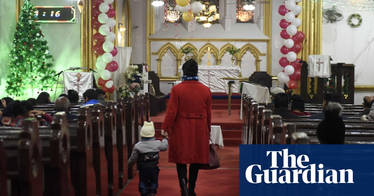 India's Christians living in fear as claims of 'forced conversions' swirl