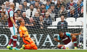 The 4-2 Premier League home defeat to Watford in September did not bode well for the season ahead, with trouble in the stands accompanying West Ham's woes on the pitch.