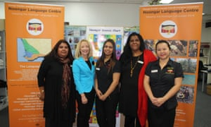 Noongar Boodjar Language Centre staff