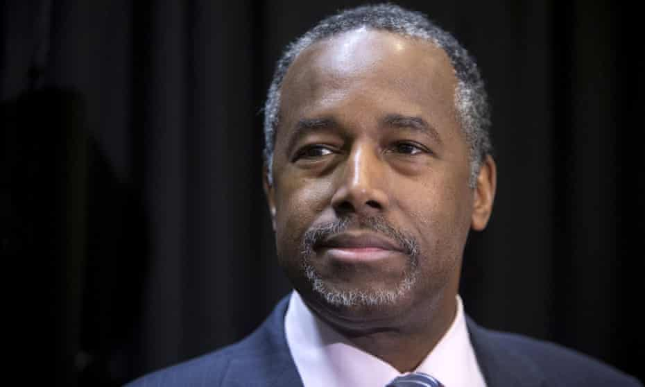 An official says Ben Carson helped foster a climate of fear.
