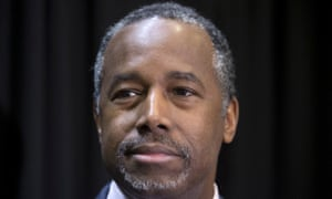 Ben Carson could be housing secretary.