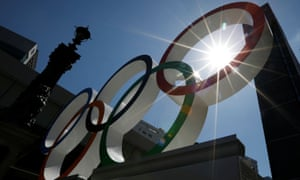 A 50-year-old Olympics construction worker in Tokyo was found unconscious and later died of suspected heatstroke.
