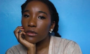 Kandace Siobhan Walker , finalist in the Guardian/4th Estate BAME prize