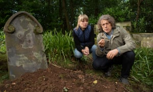 jonathan creek review suitably silly scary arch and pleased with