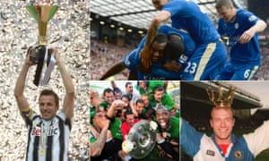 Juventus, Leicester, Blackburn and Wolfsburg
