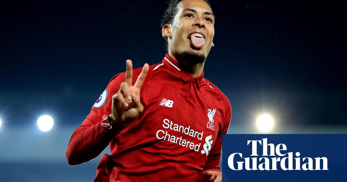 Virgil van Dijk says title pursuit will give Liverpool vital edge at Everton 1dfcd33ee