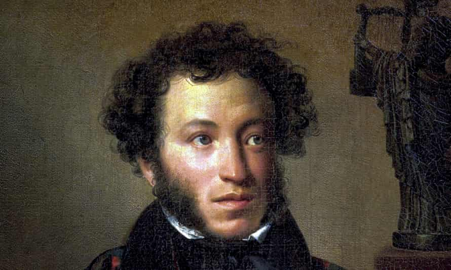 Alexander Pushkin circa 1754 by the Russian portraitist Orest Kiprensky.