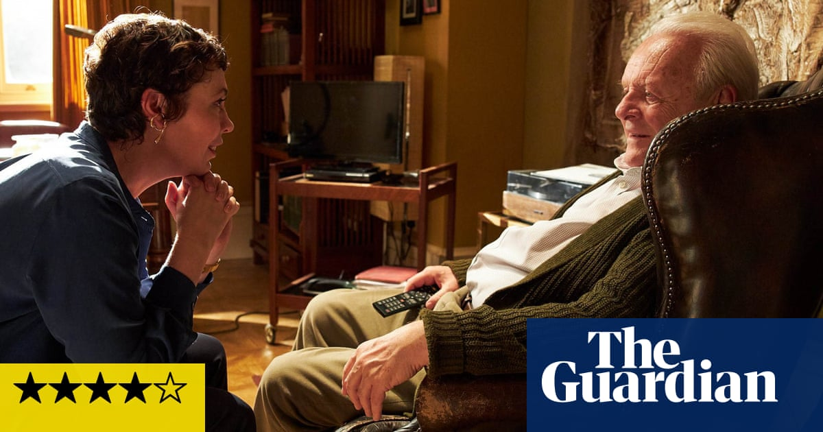 The Father review – Anthony Hopkins drives devastating dementia drama