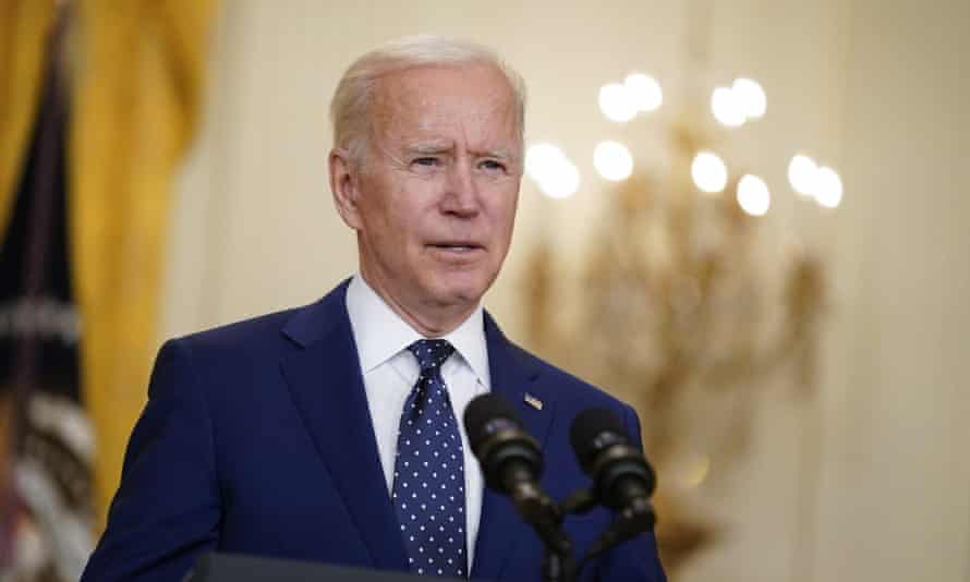 Joe Biden will host more than 40 world leaders virtually to discuss ways of fulfilling the Paris climate agreement
