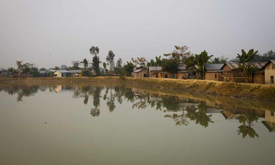 Khakdua Reserve, Assam, India, one of the source districts for India's bride trafficking industry. Girls are taken and are sold as brides in Haryana, Rajasthan or Punjab