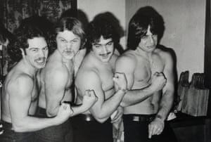 Tony and the Bar Boys, 1975