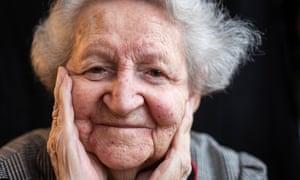 Catalina Adam, 95