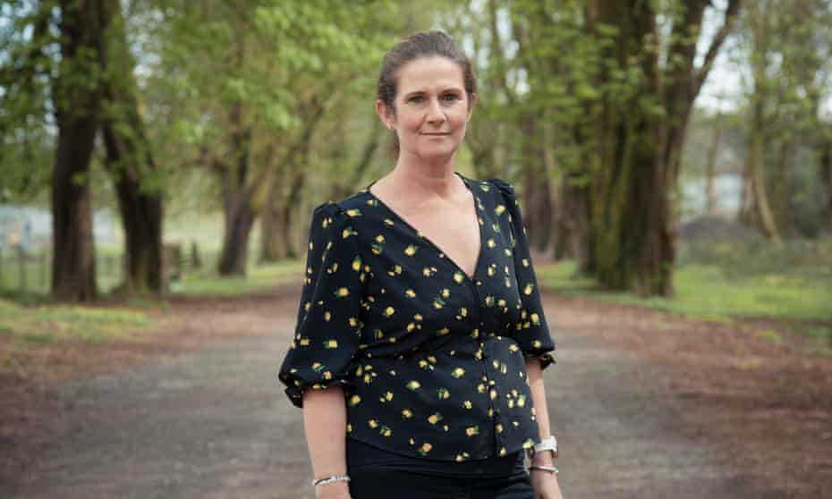 Rhian Mannings: 'I know it's made me a better person.'