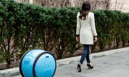 Piaggio's robot on wheels set to launch in 2019