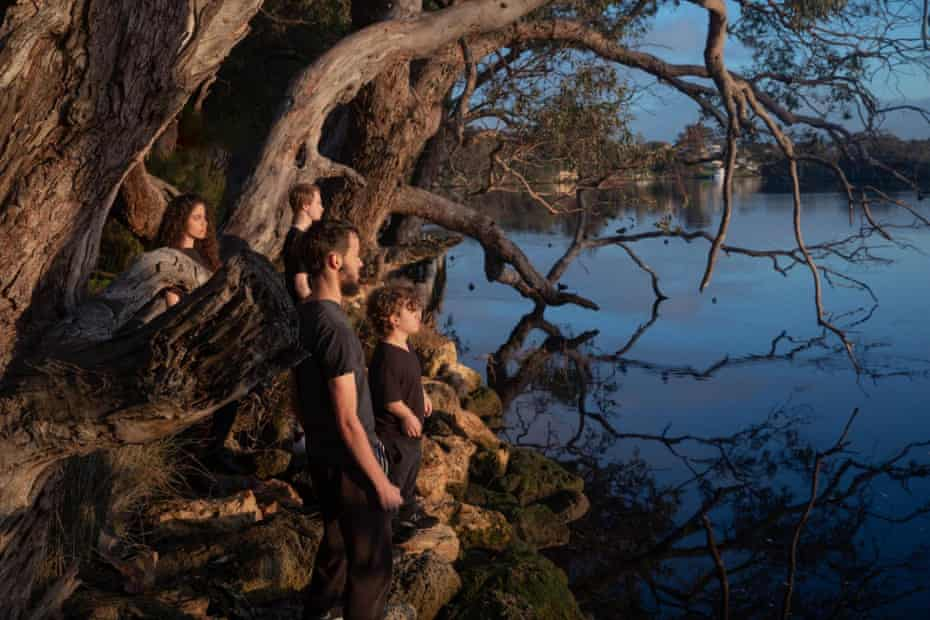 A promo shot from Beside, at Perth festival 2021