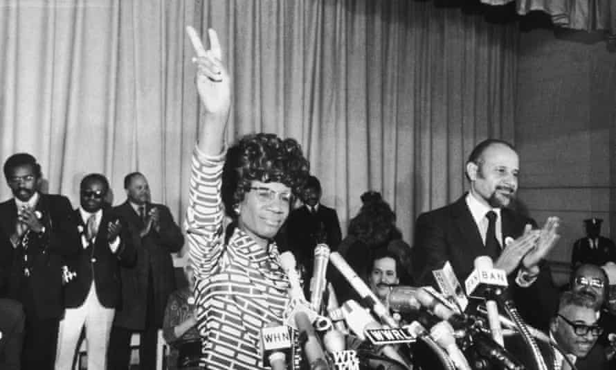 Shirley Chisholm became the first black woman elected to Congress in 1968 and the first to run for president in 1972.