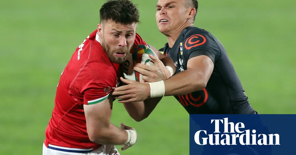 Five Lions selection posers Gatland must solve to beat South Africa