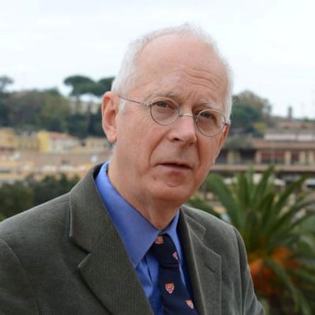 Sir David Baulcombe.