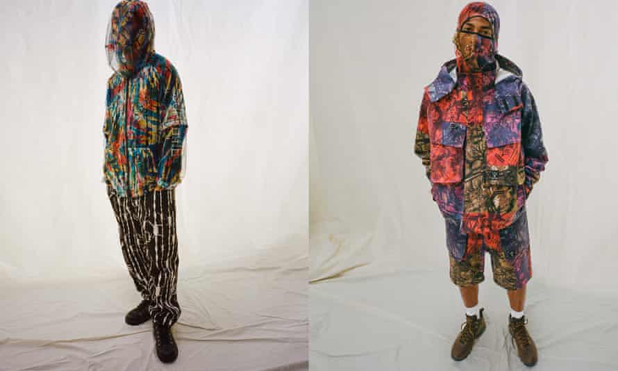 The collection was released this week in collaboration with Japanese fly fishing label South2 West 8