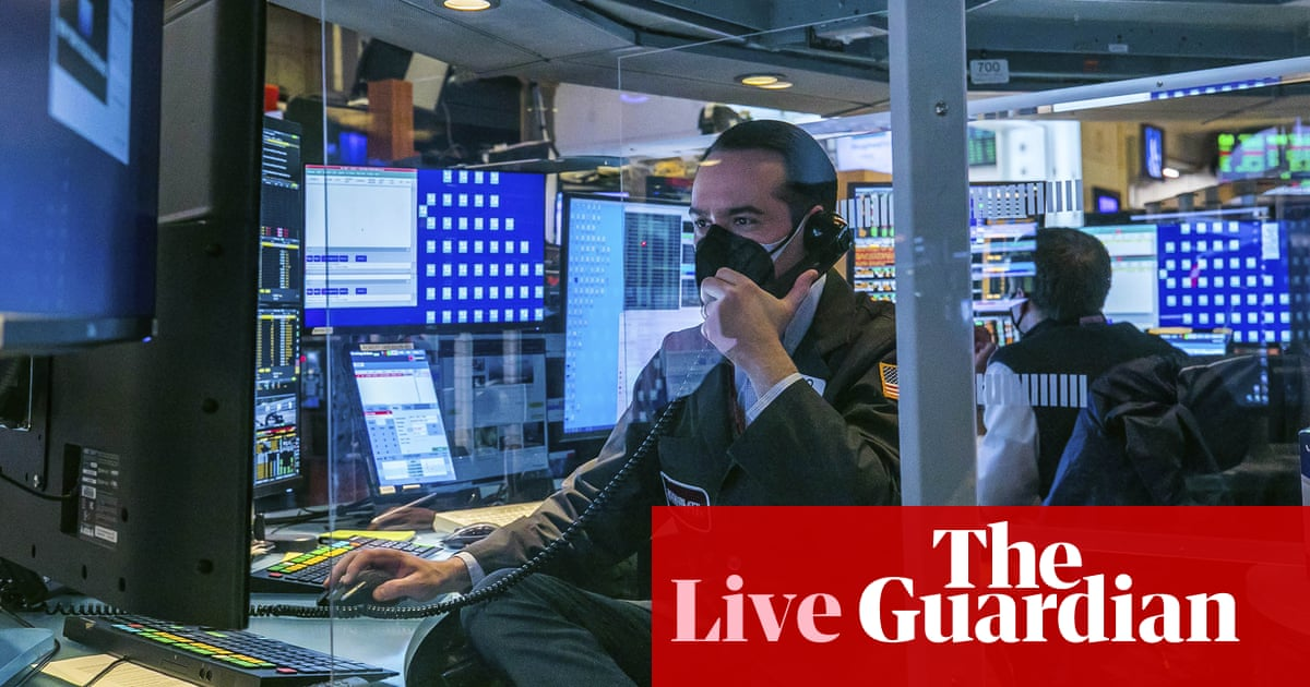 Credit Suisse and Nomura warn of losses after hedge fund fire sale – business live