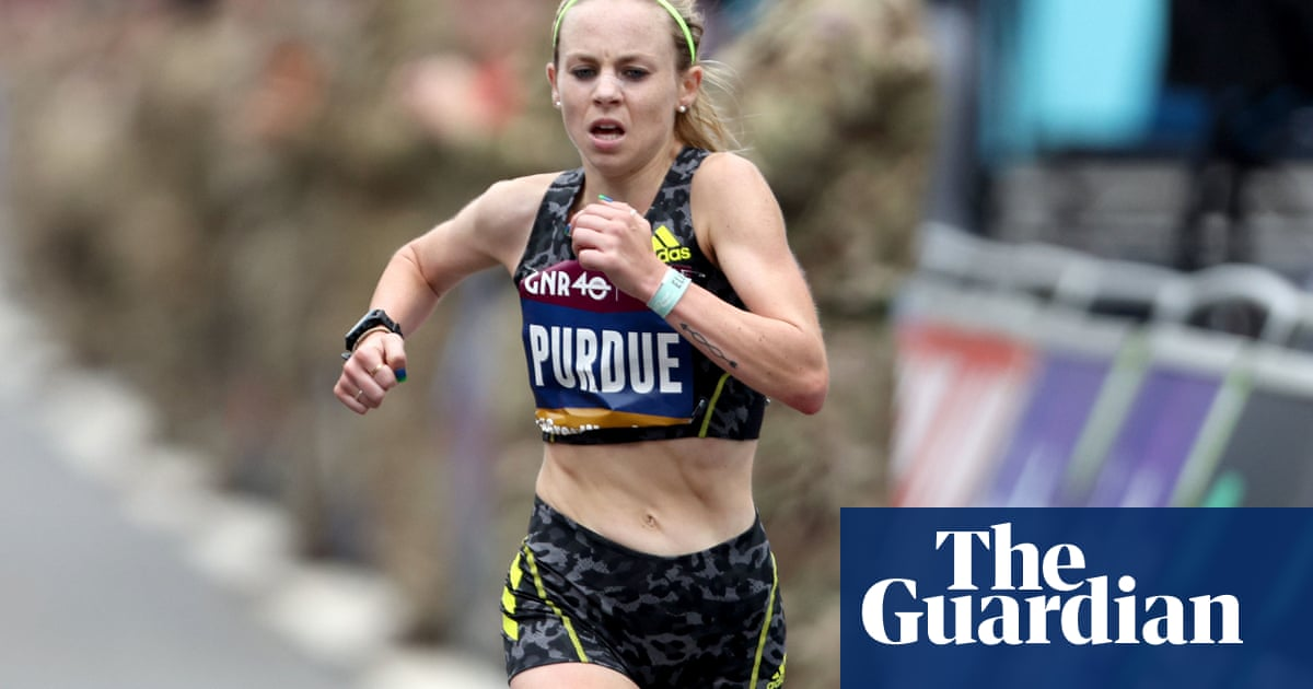 Charlotte Purdue feels running for Team GB 'tainted' after Olympics snub