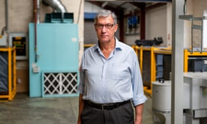 Qualplast's David Caro says a no-deal Brexit would be a 'major disaster for the UK'.