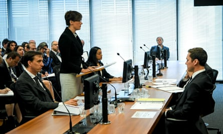 Senior Counsel Rowena Orr addresses the royal commission into misconduct in the banking, superannuation and financial services industry.