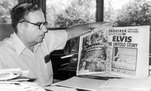 National Enquirer publisher Generoso Pope Jr bought the New York magazine in the 1960s.