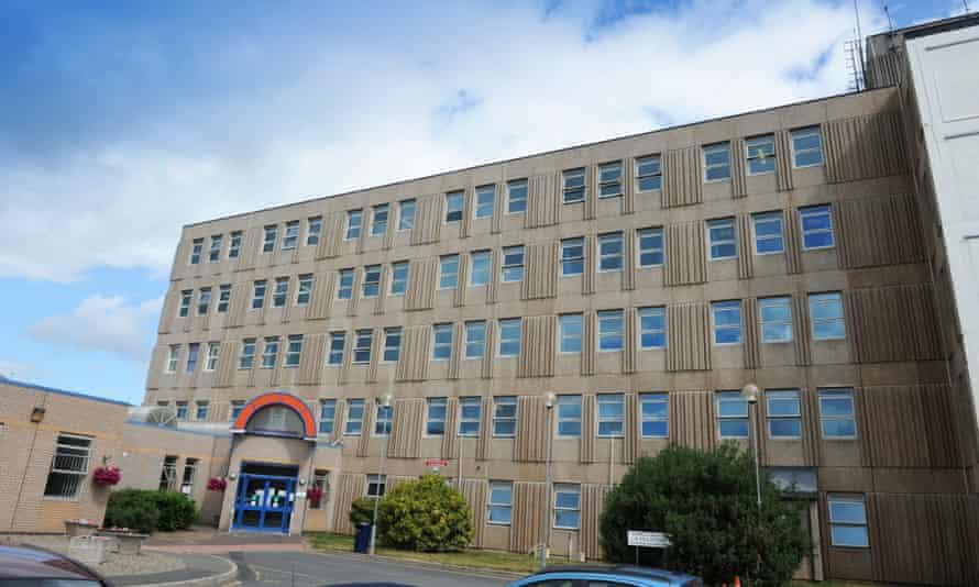 The Royal Shrewsbury Hospital at Copthorne: