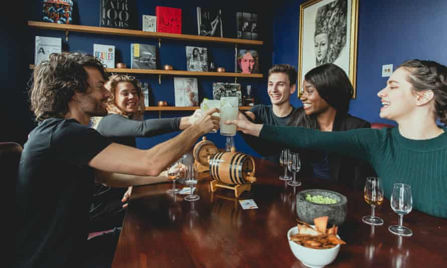 Agave Sessions at The Distillery in Notting Hill