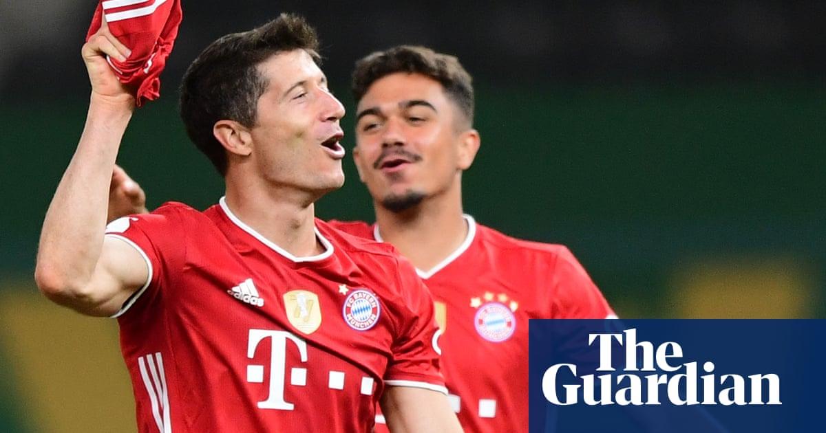 Bayern Munich win German Cup as Buffon sets Serie A appearance record
