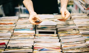 Record-buying will 'never go away because there's always a market for it – it's been so over-fetishised that it's part of the culture now'.