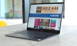 Huawei MateBook X review