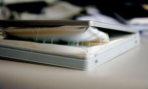 swelled macbook pro battery