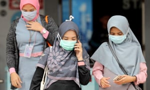 First Coronavirus Cases Confirmed In Indonesia Amid Fears Nation Is Ill Prepared For Outbreak World News The Guardian