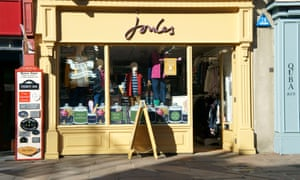 A Joules store in Chichester