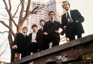 The Zombies had split up by the time the album was released.