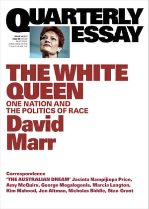 Quarterly Essay – The White Queen by David Marr