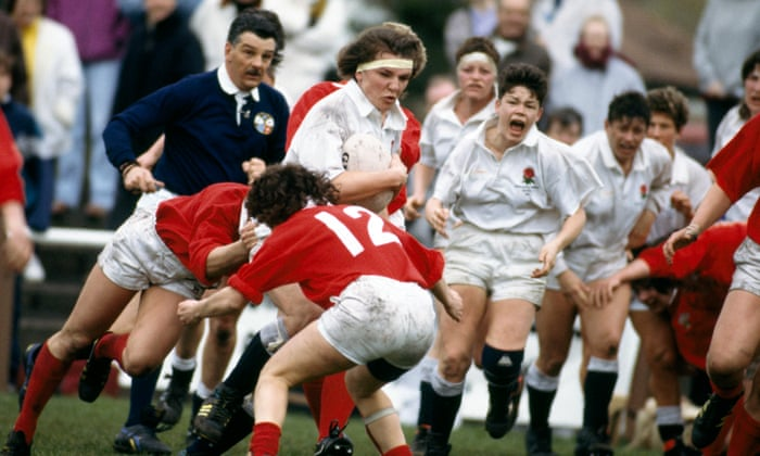 The history of women's rugby (and why it is finally having its moment)