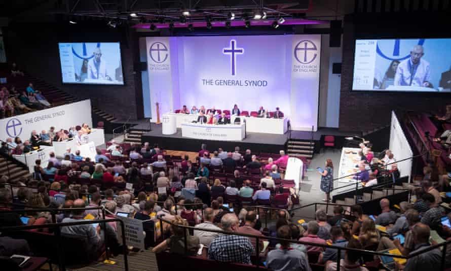 Church of England general synod, 2017