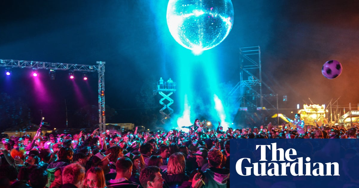 When Daft Punk went to Wee Waa: the strangest album launch of all time