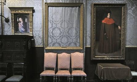 Isabella Stewart Gardner art theft