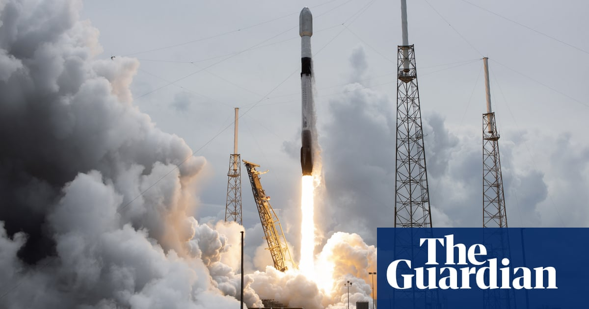 How the billionaire space race could be one giant leap for pollution