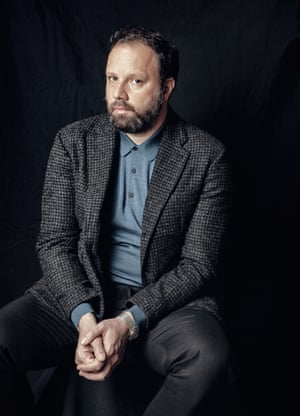 Yorgos Lanthimos, photographed at the Covent Garden Hotel in London.